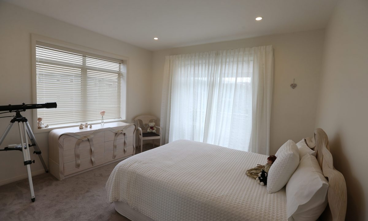 G51 Three Bedroom Townhouse Bedroom